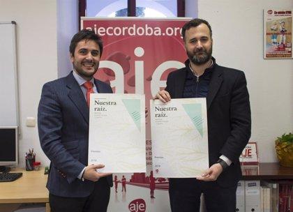 AJE Córdoba convoca sus premios anuales a las mejores trayectoria empresarial e iniciativa