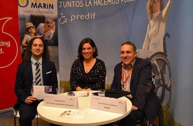 Generalitat valenciana en Fitur
