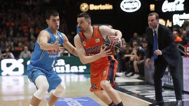 Valencia Basket - Montakit Fuenlabrada