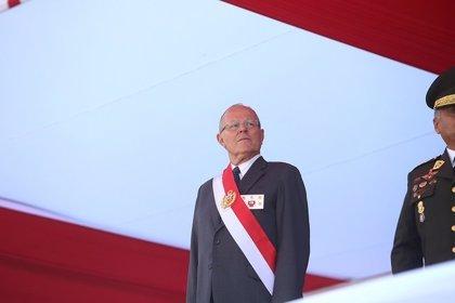 """Kuczynski da las gracias al Papa por su visita a Perú y por sus """"mensajes llenos de esperanza"""""""