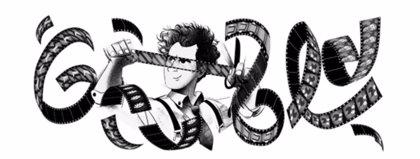 Google dedica el 'doodle' del día al cineasta soviético Sergei Eisenstein, creador del montaje cinematográfico