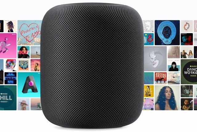 HomePod, altavoz inteligente de Apple