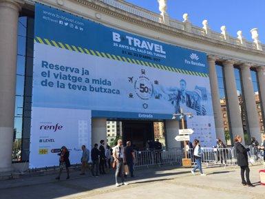 El saló B-Travel potenciarà l'oferta per a professionals en la seva pròxima edició (EUROPA PRESS)