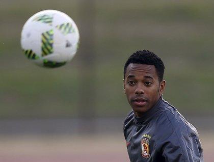 Robinho ficha por el Sivasspor turco pese a su condena en Italia por presunta violación