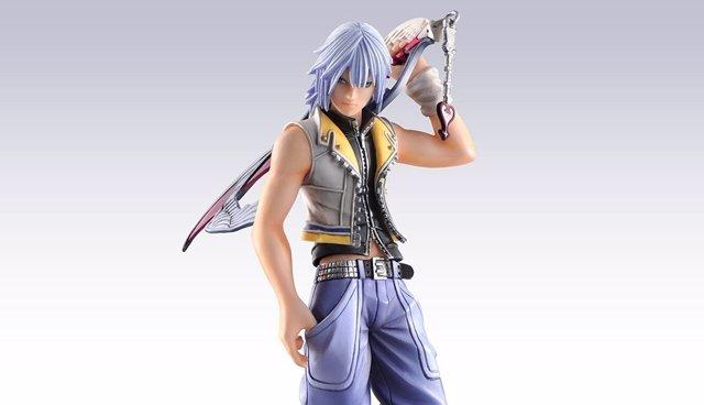 Riku en Kingdom Hearts III