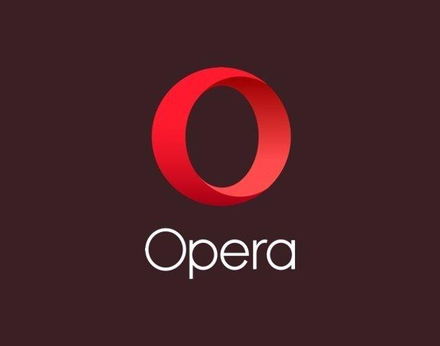 Navegador Opera logo