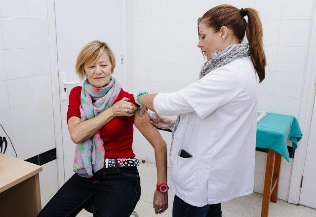 Inicio de la campaña de vacunación contra la gripe