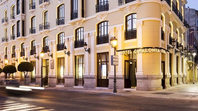 Catalonia ronda málaga nuevo hotel