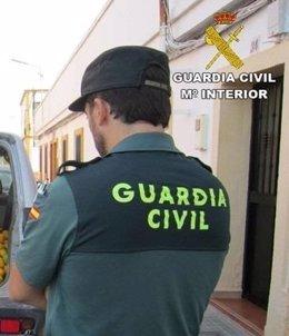 Guardia Civil agente