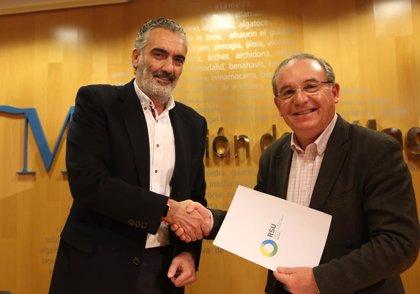 Más de 60 hoteles de la provincia de Málaga contarán con contenedores para el reciclaje de envases y papel