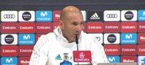 """Zidane: """"Lo más importante para Cristiano es estar en el campo"""""""