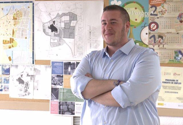 Guillem Montoro, Primer Home Trans Regidor De La Comunitat