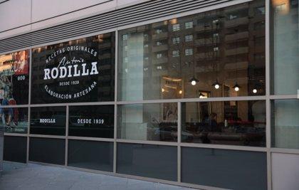 Rodilla inaugura en Aragonia su segundo establecimiento en la capital aragonesa