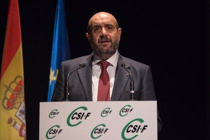 """CSIF convocará movilizaciones por la oferta """"insuficiente"""" de Hacienda sobre subida salarial de funcionarios"""