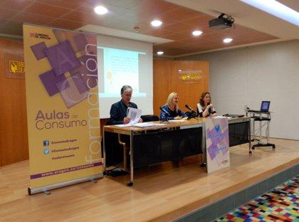 El Ejecutivo aragonés subraya que se han solucionado 1.300 conflictos en consumo gracias a la figura de un mediador