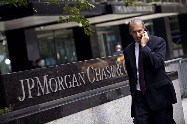 JP Morgan JPMorgan recursos