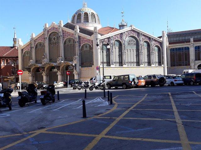 Entorno del Mercado Central de València