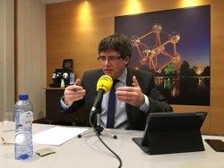 EL GOBIERNO IMPEDIRA A PUIGDEMONT ENTRAR EN LA OFICINA DE LA GENERALITAT EN BRUSELAS PARA REUNIRSE CON TORRENT