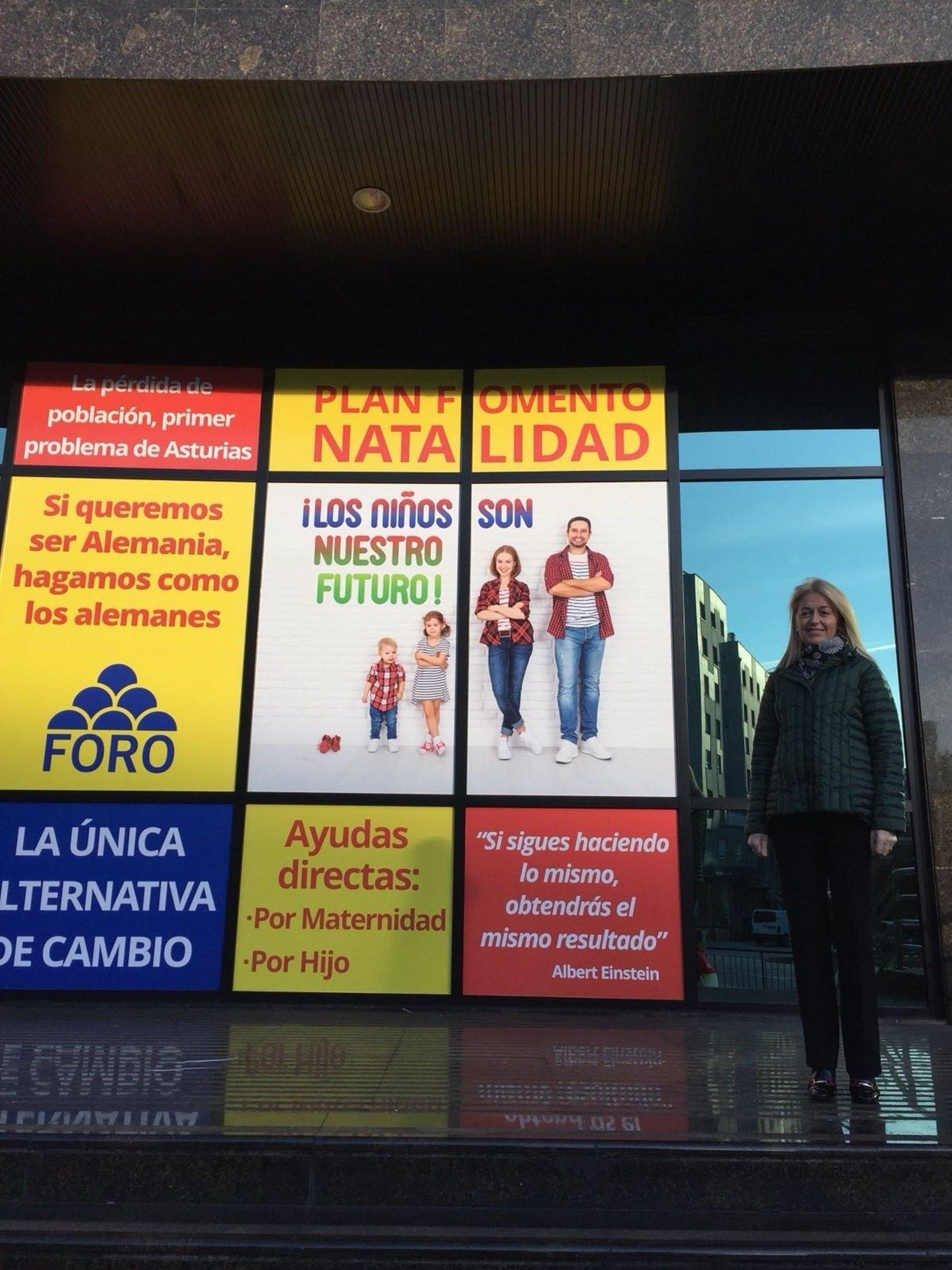 9fd72b8bf Foro propone dar 2.000 euros por nacimiento y 150 mensuales hasta que el  hijo cumpla 18 años