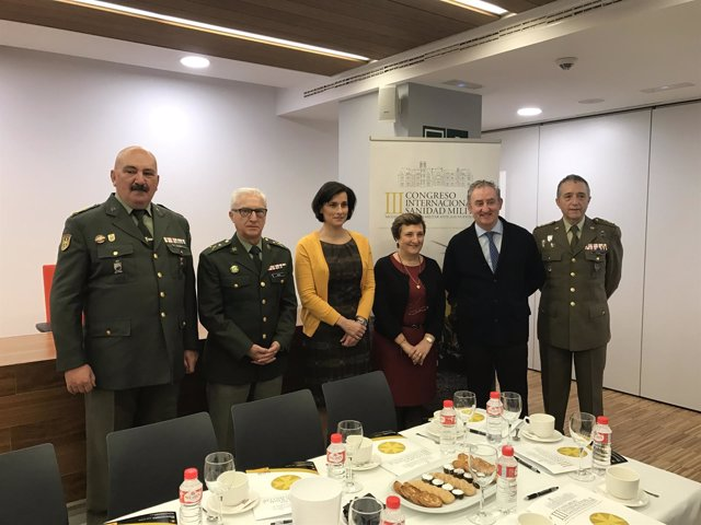 III Congreso Internacional de Sanidad Militar