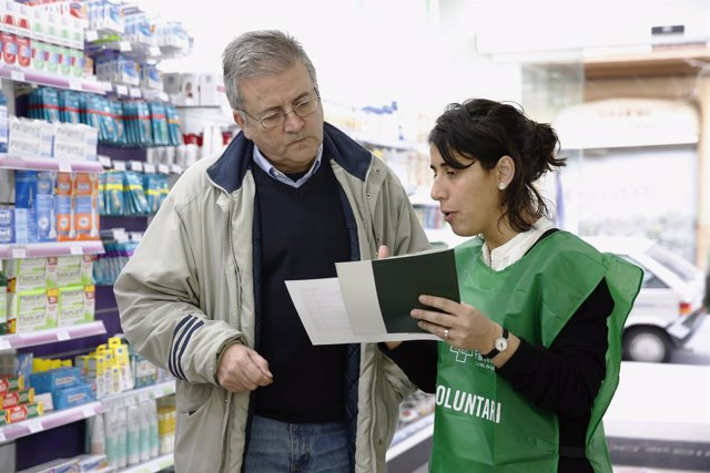 Se Necesitan 1.200 Voluntarios Para La 11ª Campaña De Medicamentos Solidarios De