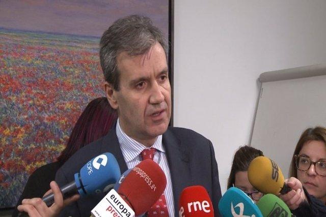 Presidente de Renfe, Juan Alfaro