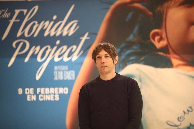 Photocall con Sean Baker por la película The Florida project