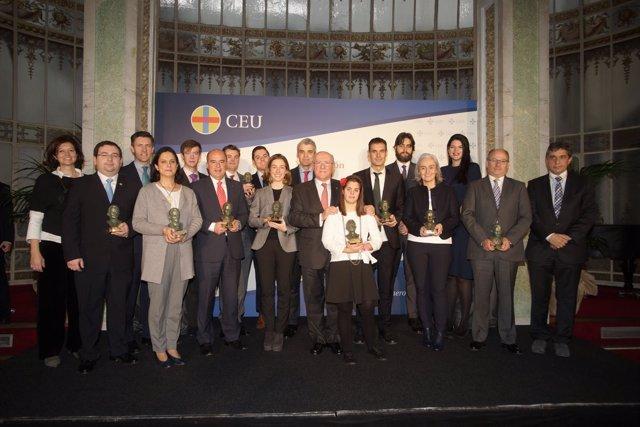 Premios Ángel Herrera del CEU