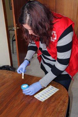 Cruz Roja ayuda a 316 personas a dejar las drogas