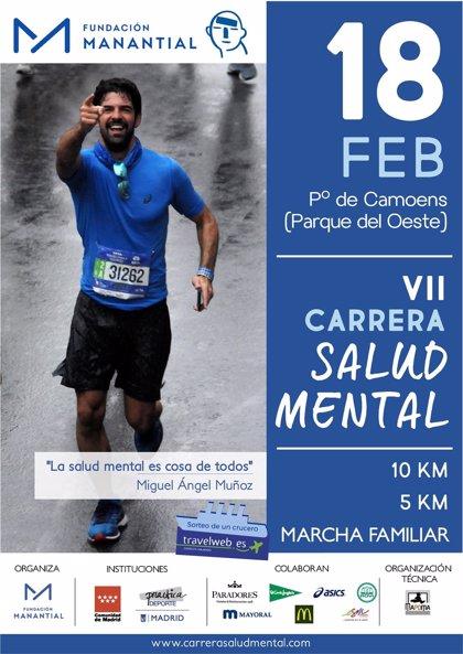 Miguel Ángel Muñoz se solidariza con la salud mental