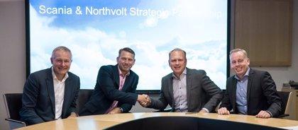 Scania invertirá 10 millones en el desarrollo de celdas de batería para vehículos industriales