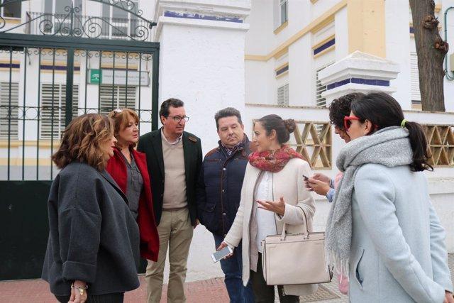 PP pedirá en el Parlamento que se revise la relación de puestos de trabajo  de los comedores escolares de Huelva