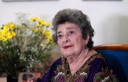 Fallece la poeta nicaragüense Claribel Alegría