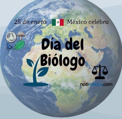"""México celebra hoy el Día del Biólogo en homenaje a los profesionales """"amantes de la vida"""""""