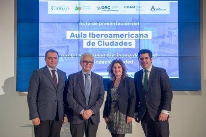 Nace en Madrid el Aula Iberoamericana de Ciudades para difundir los problemas, experiencias y oportunidades de las urbes