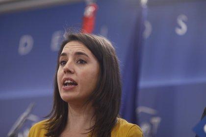 """Irene Montero responde a Rajoy sobre la brecha salarial: """"Es hora de meternos y mucho"""""""