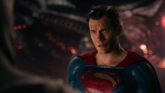 Henry Cavill en la piel de Superman