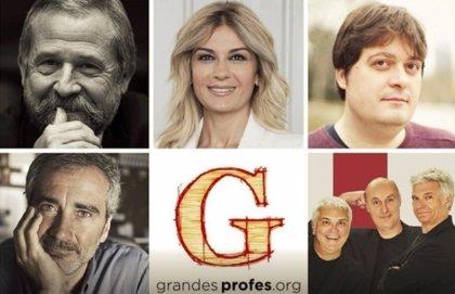Fundación Atresmedia homenajea mañana a los docentes con '¡Grandes Profes!'