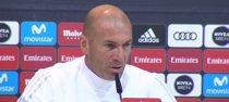 """Zidane: """"Nadie me va a quitar la ilusión"""""""