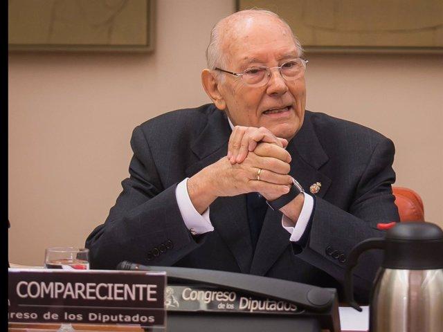 José Manuel Romay Beccaría, presidente del Consejo de Estado
