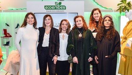 Ecoembes y la MBFWM lanzan el Comité de Moda y Sostenibilidad que promoverá el uso de textiles de origen reciclado