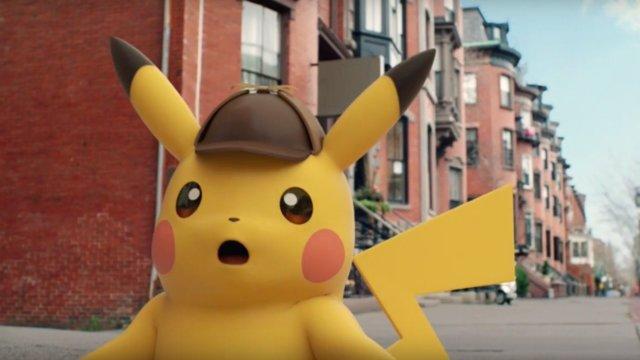 Detective Pikachu comienza su rodaje