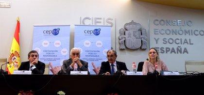 CEPES celebra las oportunidades a la Economía Social de la ley de contratación pública y su aportación a los ODS