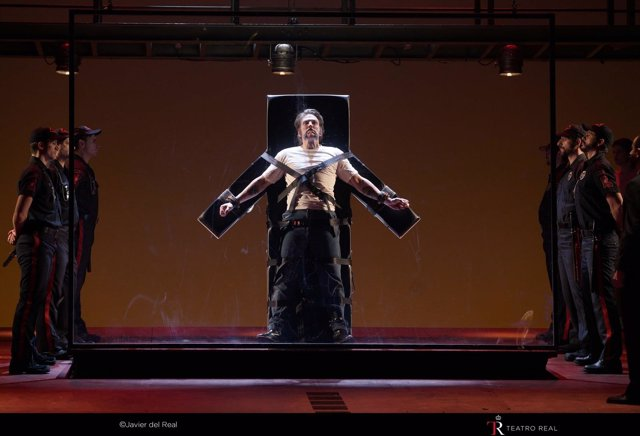 Dead man walking se estrena en el Teatro Real