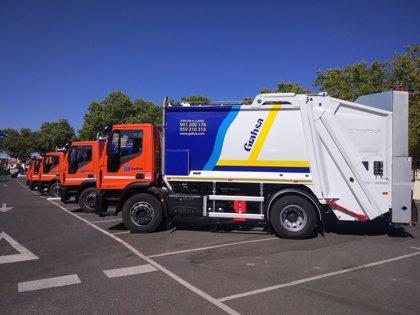 Giahsa procesa más de 96 millones de kilos de residuos orgánicos en 2017 en la provincia de Huelva