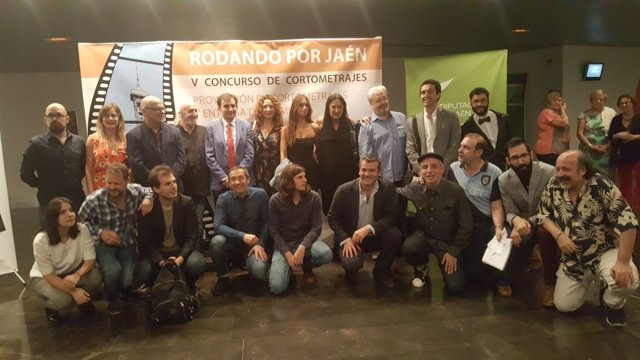 Jurado del V Concurso Rodando por Jaén