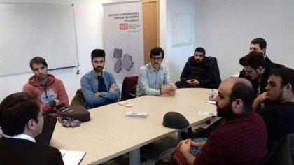 Diez emprendedores extremeños incuban proyectos innovadores en el PCETx gracias a un proyecto europeo