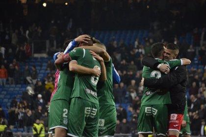 Leganés y Sevilla quieren aprovechar la inercia de la Copa en casa