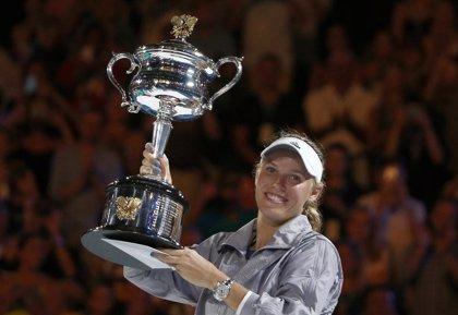 Wozniacki conquista su primer 'Grand Slam' y asalta el número uno mundial