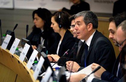 Clavijo defenderá en Bruselas la nueva estrategia europea para las RUP